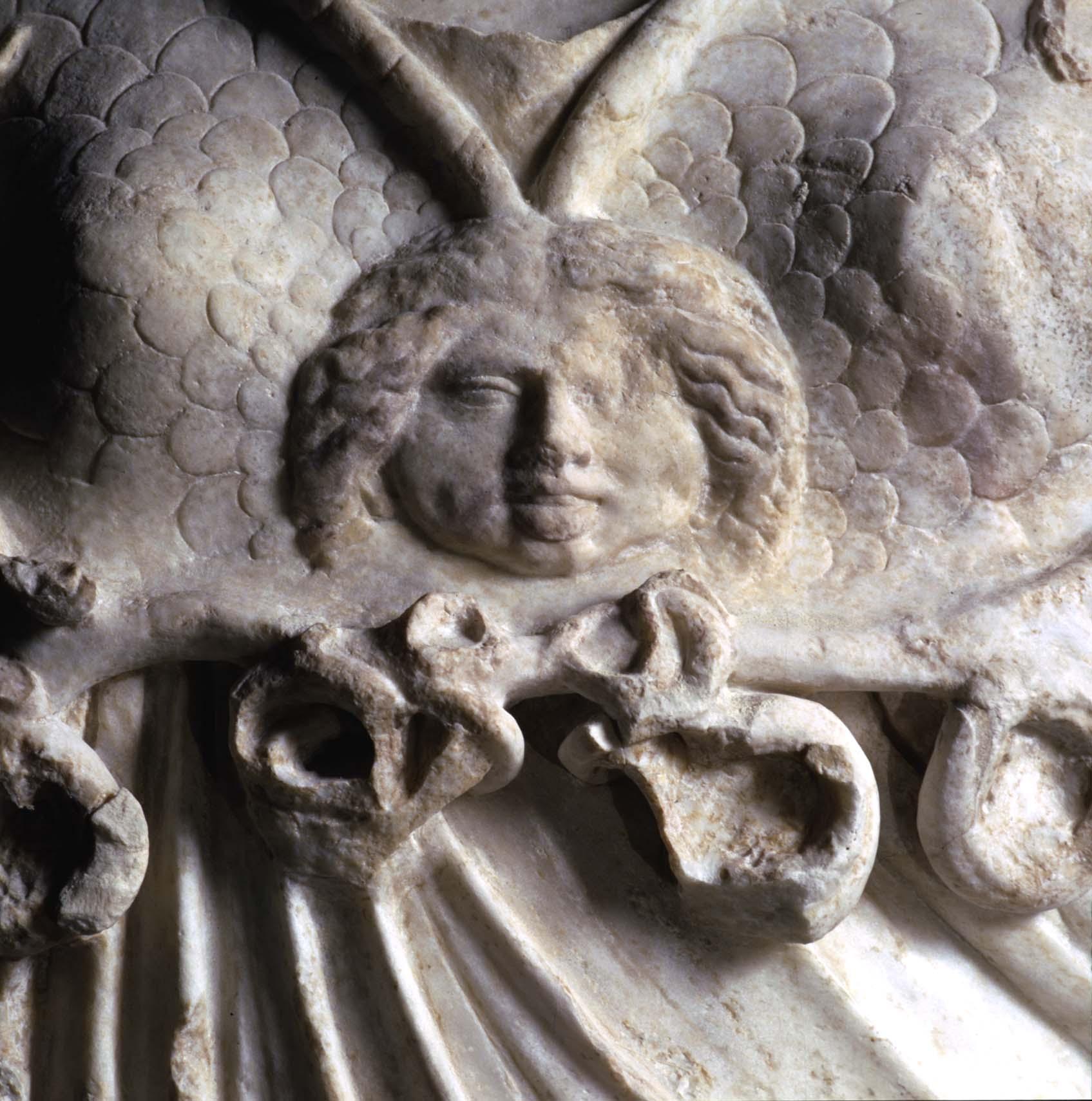 cividate-camuno_archeologico_particolare-minerva-da-santuario-di-brenno_foto-drm-lombardia