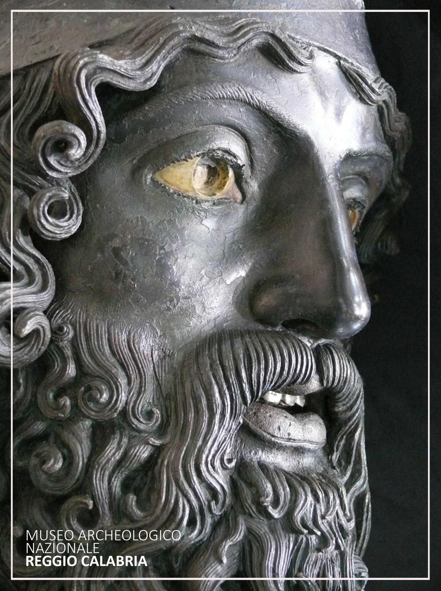 reggio-calabria_MArRC_bronzi-di-riace_volto-bronzo-A_foto-MArRC