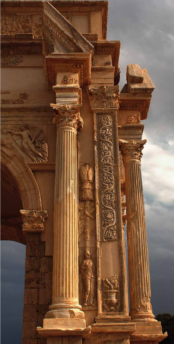 libia_leptis-magna_arco-settimio-severo_dettaglio_foto-unimc