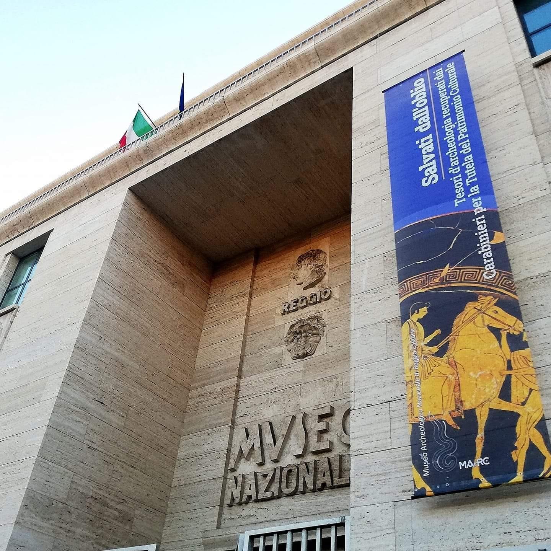 reggio-calabria_MArRC_mostra-salvati-dall-oblio_ingresso-museo_foto-MArRC