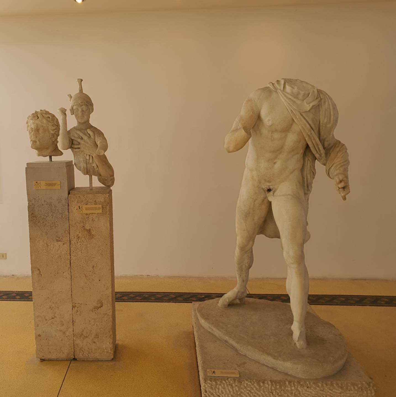 sperlonga_museo_gruppo-ratto-del-palladio_diomede-palladio-ulisse_foto-PArCo