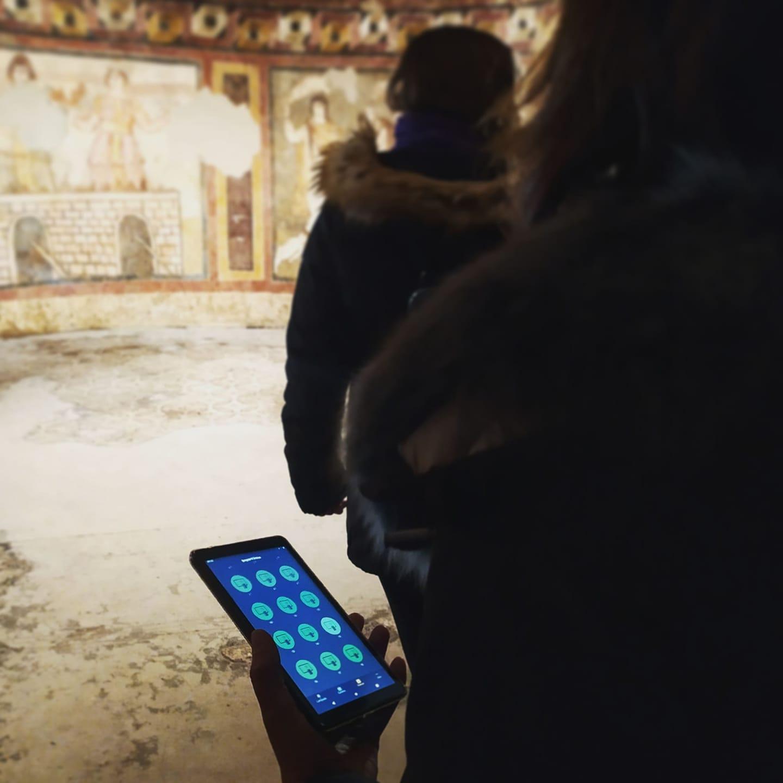 verona_santa-maria-in-stelle_pantheon_tablet-per-guide_foto-sabap-vr