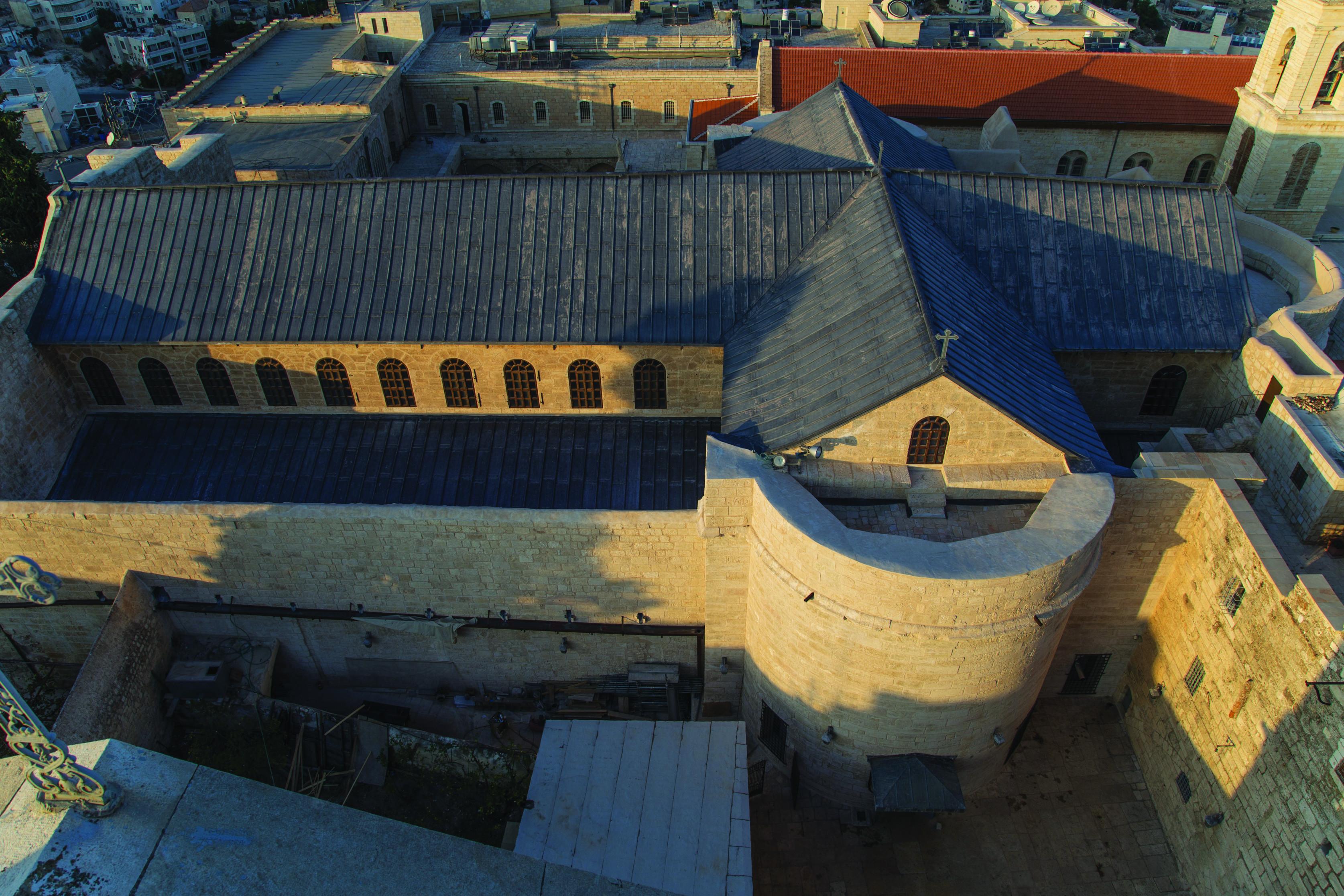 Betlemme_basilica-della-nativita_basilica-giustinianea_foto-fondazione-aquileia