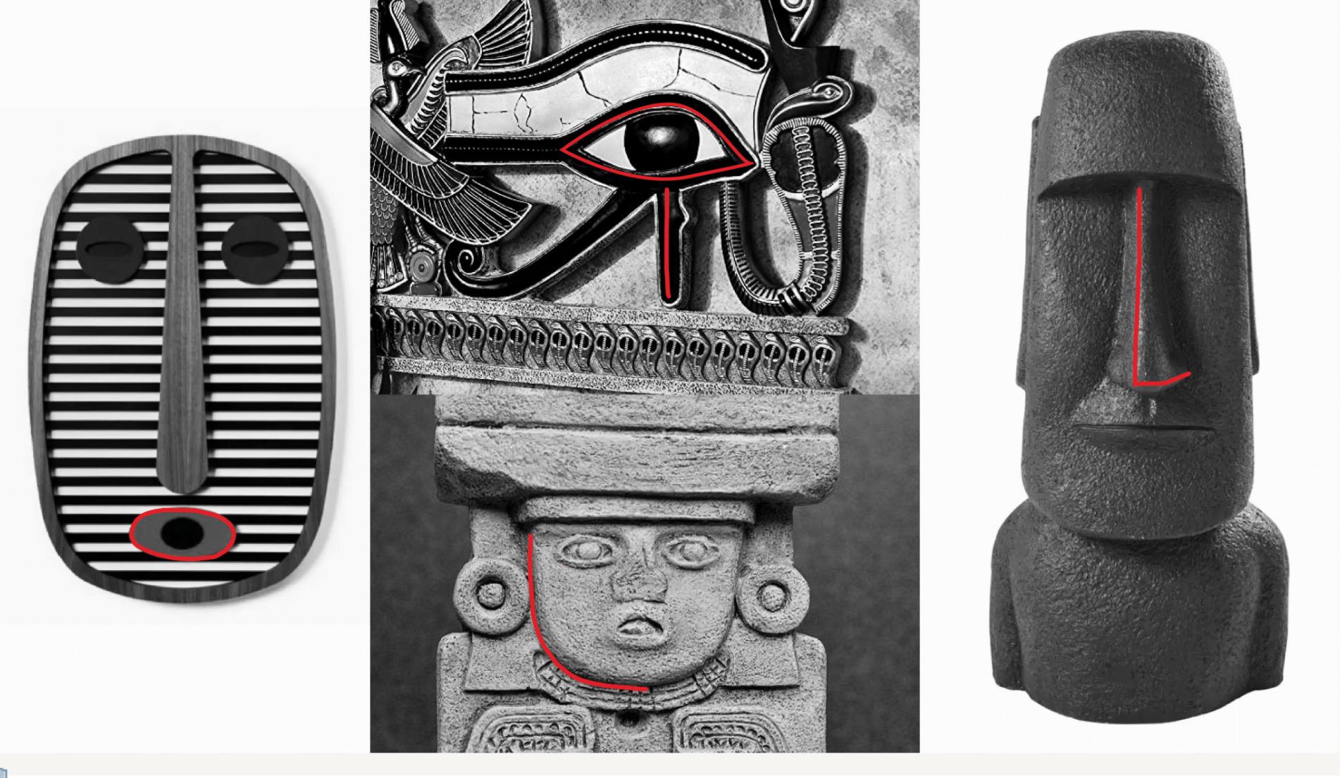 rovereto_ram-film-festival_horus aztechi rapanui_nel-logo_foto-fmcr