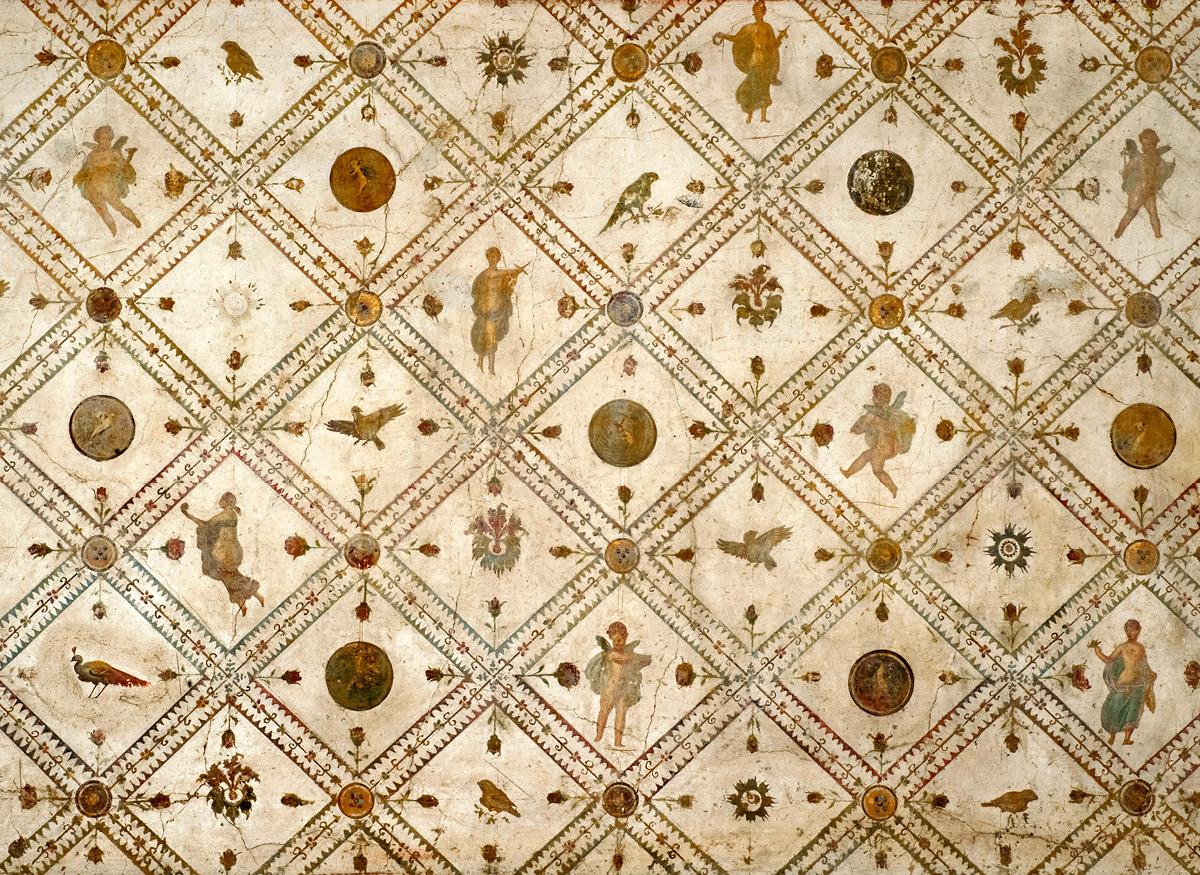 napoli_mann_nuovo-sito-web_parete-a-tappeto-da-villa-Arianna-a-stabia_foto-mann