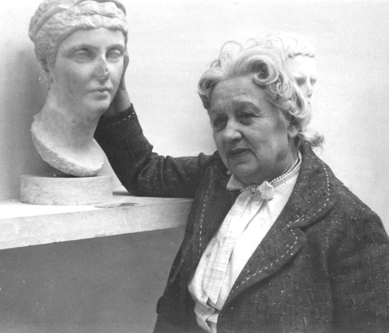 ostia-antica_museo-ostiense_raissa-gourevich-calza_1964_foto-ostia-antica