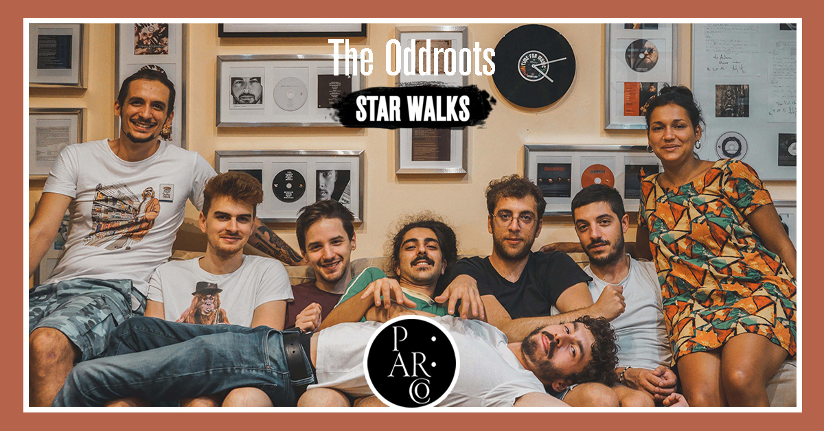 roma_PArCo_Star-walks_the-oddroots_locandina